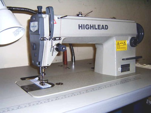 Highlead Sewing Machine GC40B With Large Bobbin Impressive Highlead Sewing Machine